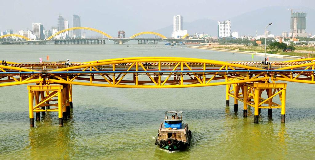 Cầu Nguyễn Văn Trỗi - Chứng nhân lịch sử của Đà Nẵng