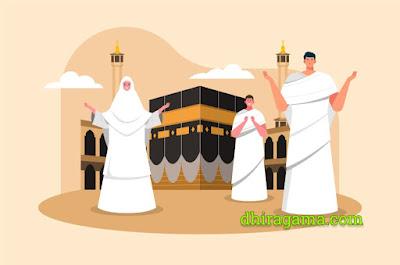 Tata Cara Ibadah Haji Beserta Doanya