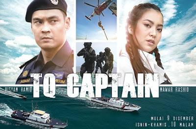 Sinopsis Drama TQ Captain (ASTRO)