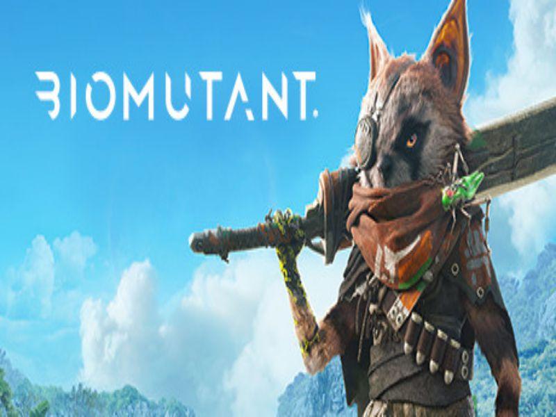 Download BIOMUTANT Game PC Free