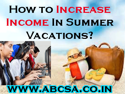 franchise business for summer vacations