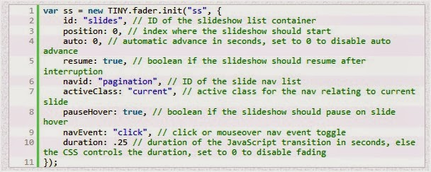 Know More about CSS3 Transitions and JavaScript Slideshow Code