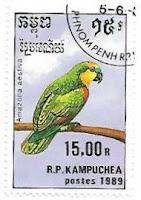 Selo Papagaio-verdadeiro