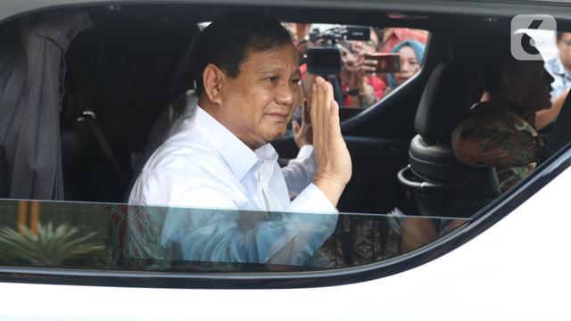 Komisi I DPR Panggil Menhan Prabowo Subianto