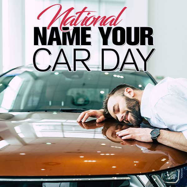 National Name Your Car Day Wishes