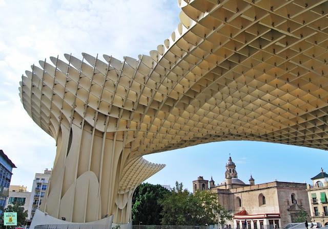 Espacio Metropol Parasol (las Setas), Sevilla