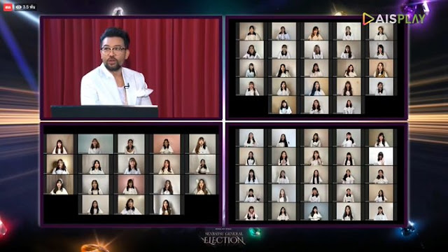 Berikut Hasil Akhir BNK48 9th Single Senbatsu General Election