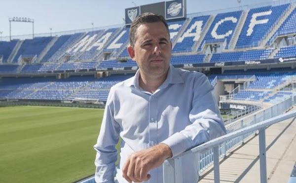 Rafa Gil habla del Atlético Malagueño, Takioullah y más