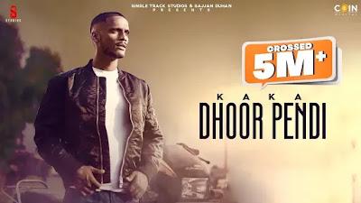 Dhoor Pendi Lyrics