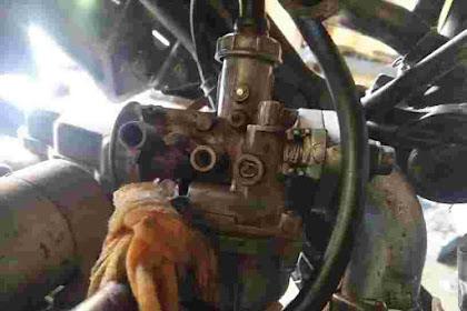 Penyebab Honda Supra X Lawas Kurang Bertenaga