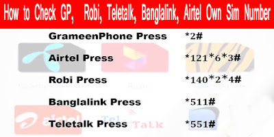 how-to-check-gp-robi-banglalink-airtel-teletalk-number