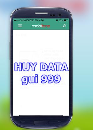 Hướng dẫn hủy 3G gói M25 của Mobifone