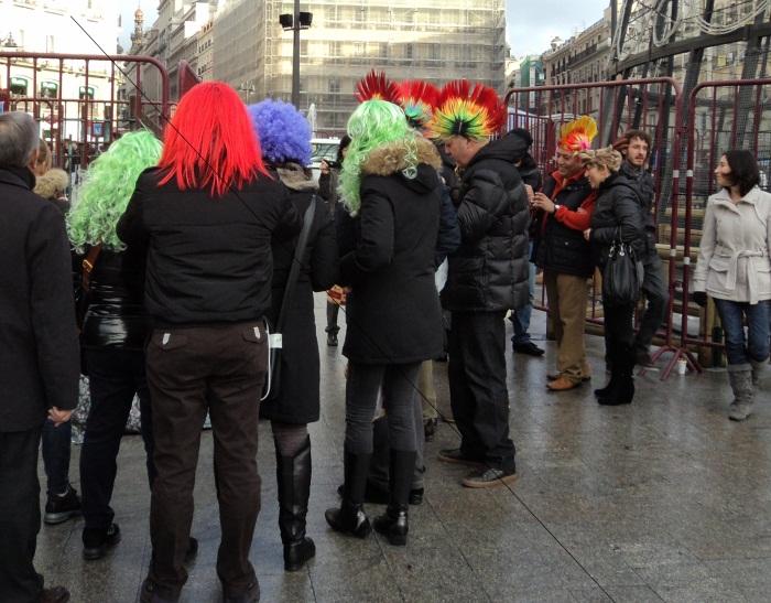 carnaval Madrid 2012