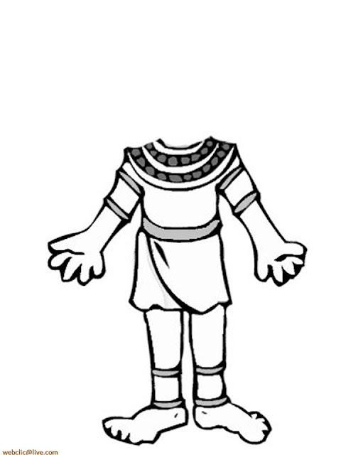 Desenhos Do Egito Antigo