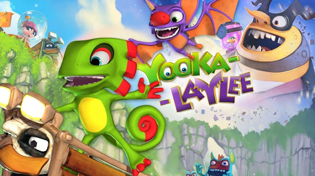 Yooka-Laylee Review & Gameplay