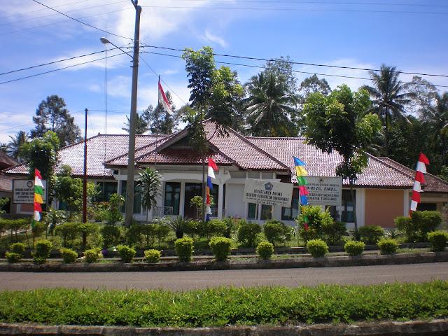 Kota Agung Kabupaten Tanggamus ~ Bumi Nusantara