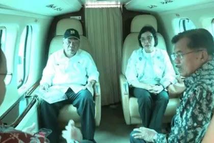 """Kalla Meninggalkan Joko"" Sebelumnya Marah LRT 1 kilonya 500 Milyar"