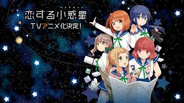 Koisuru Asteroid: Se ha lanzado un nuevo trailer con su opening y ending