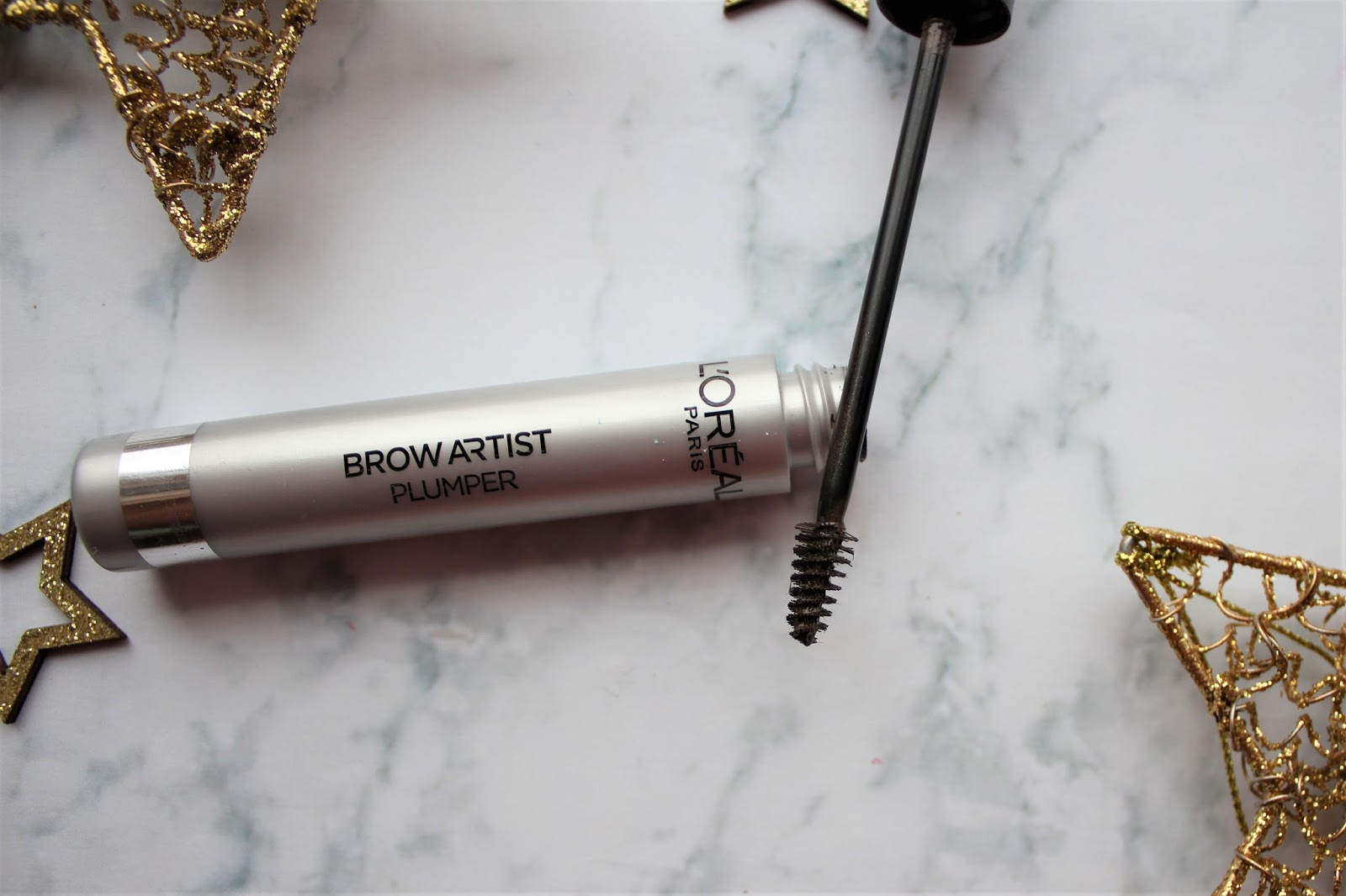 l'oreal brow artist plumper review