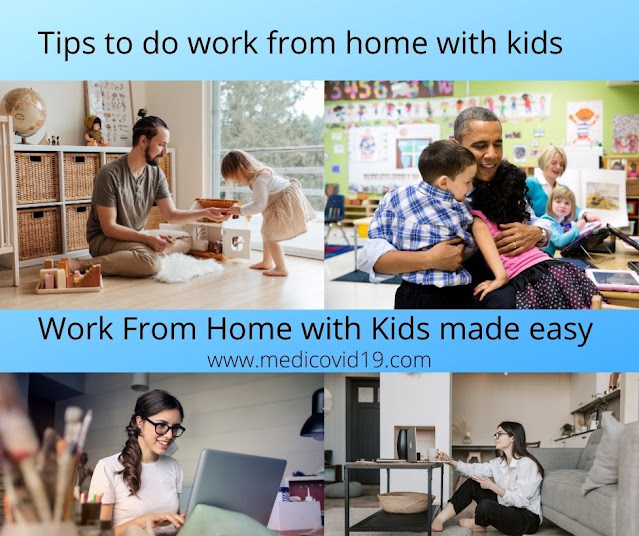 Work From Home With Kids Made Easy For You