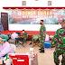Babinsa Nogosari Ikut Andil dalam Aksi Donor Darah