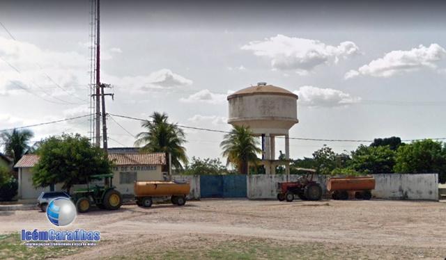 Abastecimento de água da cidade de Caraúbas está suspenso para manutenção em adutora