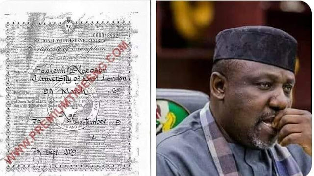 Bomb shell! Okorocha released Agreement Latter Between APC And INEC To Rig Election For Buhari