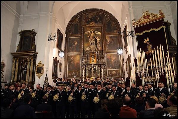 San Juan Evangelista no volverá al Císter el próximo Martes Santo