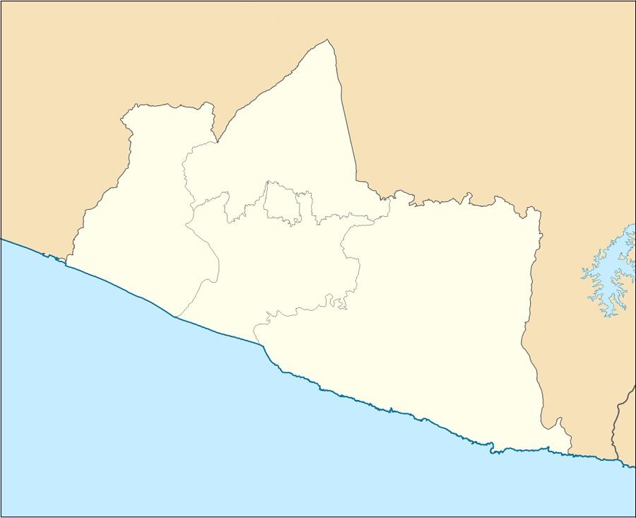 Peta Buta Yogyakarta DIY