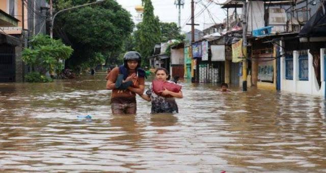Jakarta Banjir, Berita atau Bukan?