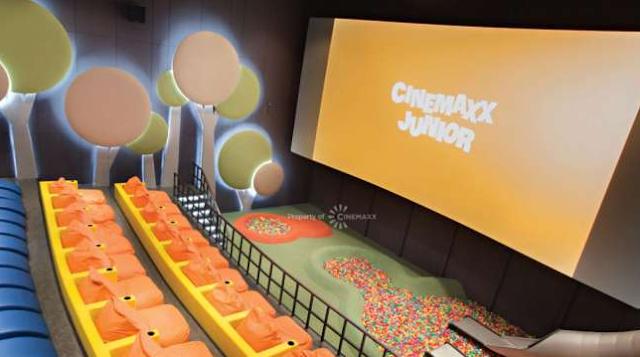 Cinemaxx Hadir dengan Wajah Baru Cinepolis