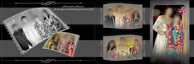 12x36 PSD Album Design