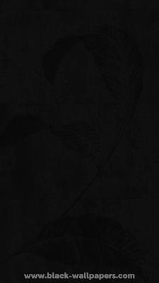 black solid wallpaper iphone