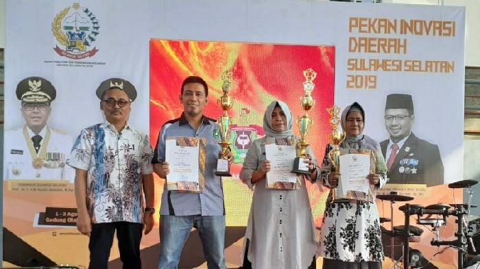 PID Sukses 2019, Sinjai Raih Juara Pertama Stand Terbaik