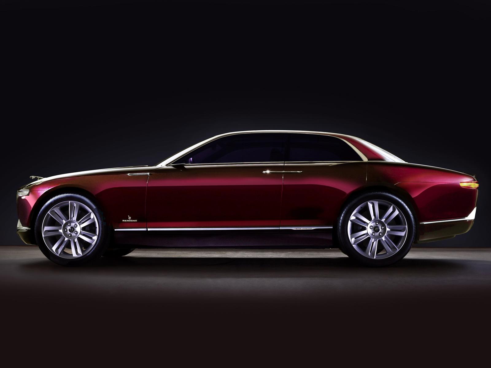 FAB WHEELS DIGEST (F.W.D.): 2011 Jaguar B99 Concept by Bertone