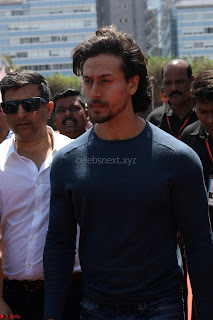 Tiger Shroff Launches Mumbai International Motor Show 2017 014.JPG