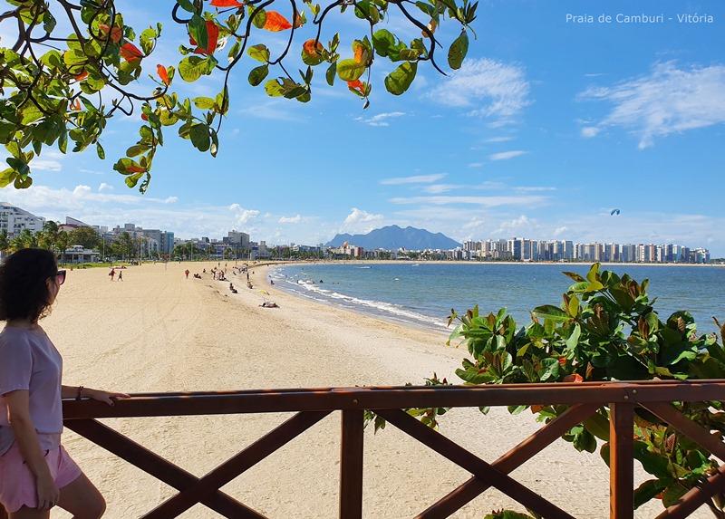 As melhores praias de Vitória