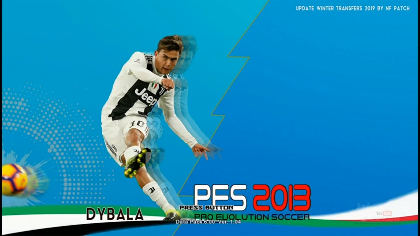 download patch pes 2013 ps3 2017