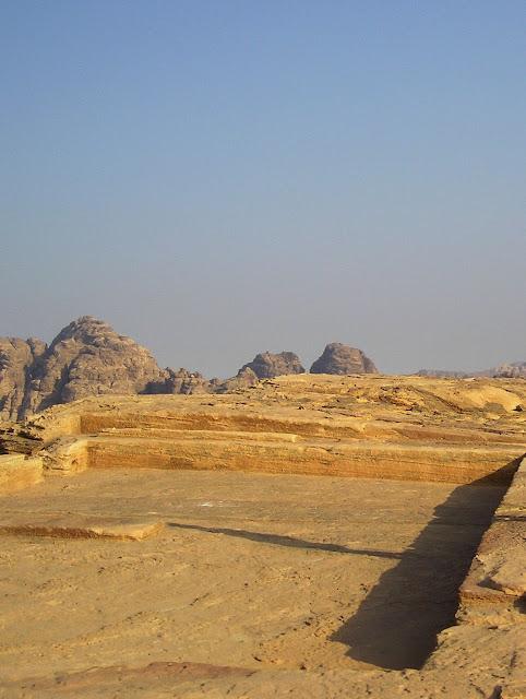 Petra. Altura del Sacrifico