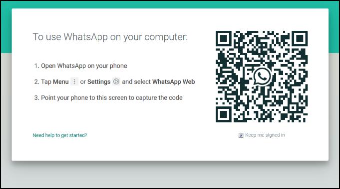 Whatsapp windows preview