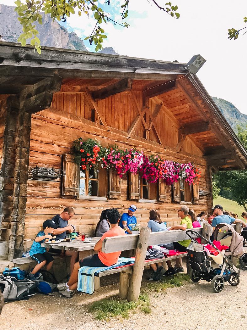 Malga Tuff in Alto Adige