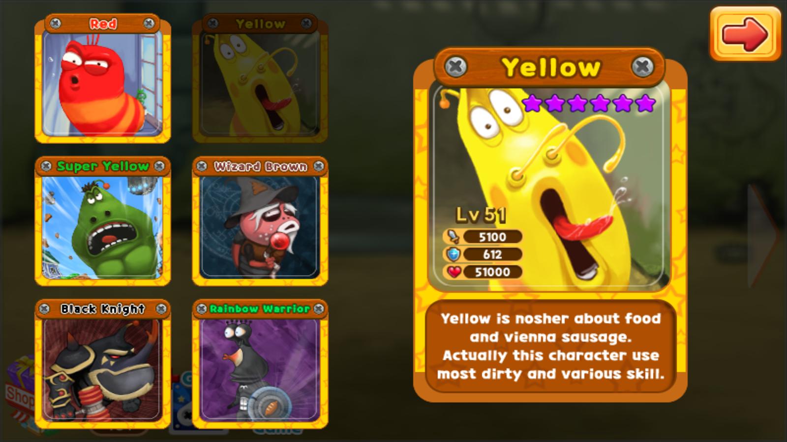 kiểm soát 2 chú sâu của bạn và tấn công hang ổ của kẻ thù dùng vàng để kiếm  thêm nhiều đồng đội mà bạn mong muốn, ...