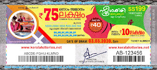 "KeralaLotteries.net, ""kerala lottery result 03.03.2020 sthree sakthi ss 199"" 3rd March 2020 result, kerala lottery, kl result,  yesterday lottery results, lotteries results, keralalotteries, kerala lottery, keralalotteryresult, kerala lottery result, kerala lottery result live, kerala lottery today, kerala lottery result today, kerala lottery results today, today kerala lottery result, 3 3 2020, 3.3.2020, kerala lottery result 3-3-2020, sthree sakthi lottery results, kerala lottery result today sthree sakthi, sthree sakthi lottery result, kerala lottery result sthree sakthi today, kerala lottery sthree sakthi today result, sthree sakthi kerala lottery result, sthree sakthi lottery ss 199 results 03-03-2020, sthree sakthi lottery ss 199, live sthree sakthi lottery ss-199, sthree sakthi lottery, 3/3/2020 kerala lottery today result sthree sakthi, 03/03/2020 sthree sakthi lottery ss-199, today sthree sakthi lottery result, sthree sakthi lottery today result, sthree sakthi lottery results today, today kerala lottery result sthree sakthi, kerala lottery results today sthree sakthi, sthree sakthi lottery today, today lottery result sthree sakthi, sthree sakthi lottery result today, kerala lottery result live, kerala lottery bumper result, kerala lottery result yesterday, kerala lottery result today, kerala online lottery results, kerala lottery draw, kerala lottery results, kerala state lottery today, kerala lottare, kerala lottery result, lottery today, kerala lottery today draw result"