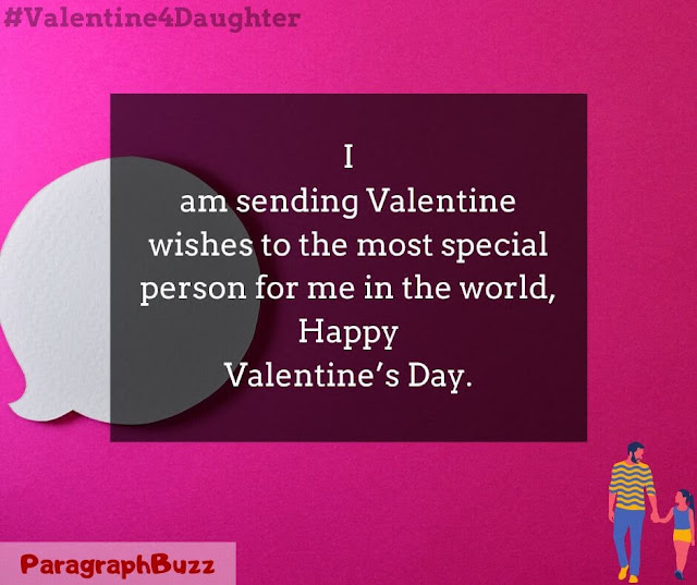Valentine's Day Quotes for Daughter from Dad