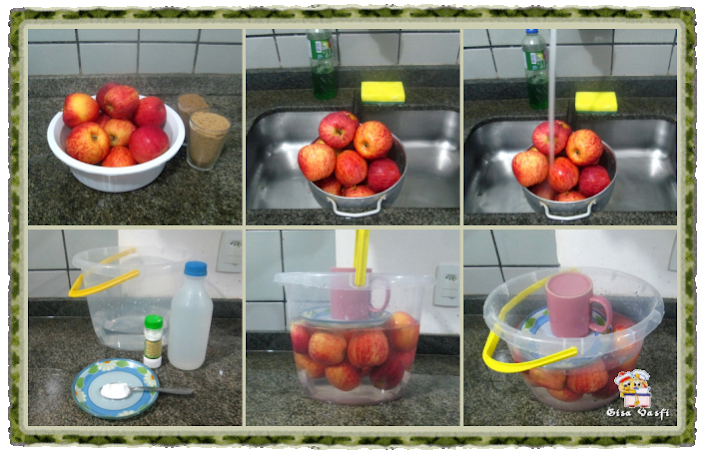 Vinagre de maçãs 3