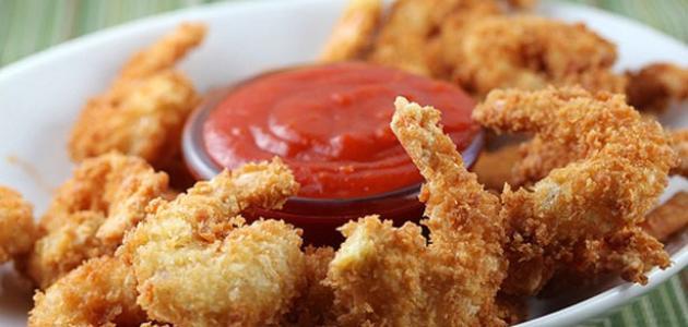 How to make crispy fried shrimp