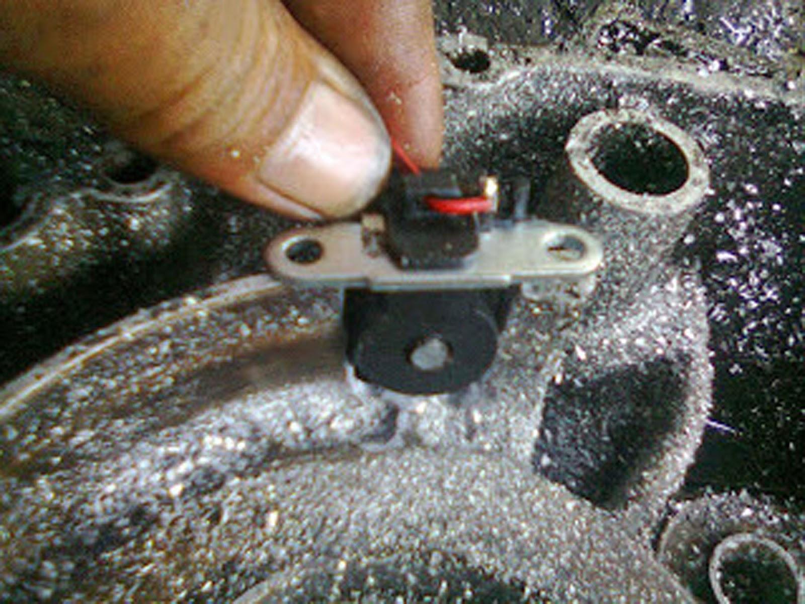 Pulser Cara merubah platina ke CDI pada motor CB jadul