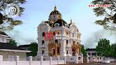 Những hình ảnh lâu đài đẹp bậc nhất ở Việt Nam về đêm - Ảnh 2