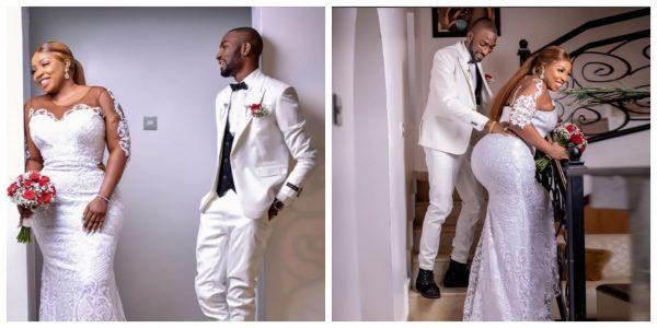 Photos : Nollywood Actress Anita Joseph Gets Married