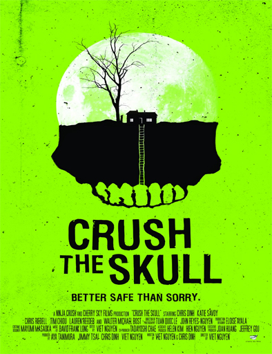 Ver Crush the Skull (2015) Online